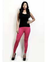 Design Classics Women Leggings - DCS090, xl, fushia