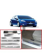 FloMaster Foot Steps Sill Plate for Fiat Punto (Set of 4)