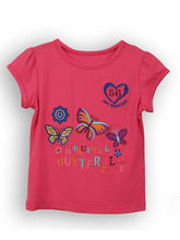 Lilliput Baby Girl's T-Shirts, 9 12 months