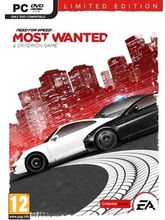 Need For Speed: Most Wanted - 2012 (Limited Edition) (Game, PC)