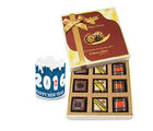 Chocholik Mixed Chocolates Arrangement With New Year Mug - Luxury Chocolates