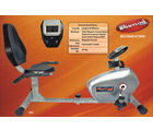 Pro Bodyline Magnetic Recumbent Bike, grey