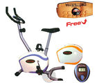 Pro Bodyline Exerciser Bike Upright (Multicolor)