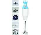 Hand Blender Stainless Steel With Chutney Jar, multicolor