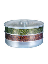 Amiraj Healthy Sprout Maker With 3 Compartments, multicolor