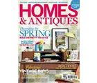 BBC HOMES & ANTIQUES (English, 1 Year)