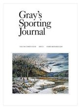 Gray's Sporting Journal, 1 year, english
