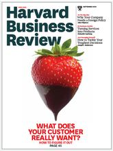 Harvard Business Review - South Asia (English, 1 Year Print)