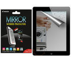 Amzer Mirror Screen Protector with Cleaning Cloth for Apple iPad II