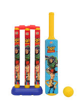 Itoys Toy Story My First Cricket Set-Plastic, Yell...