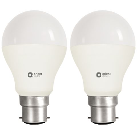LED LAMP - 12W WHITE - Bundle of 2