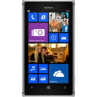 Nokia Lumia 925 Windows Phone,  black