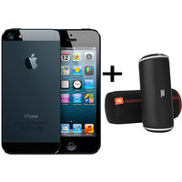 iPhone 5 16GB Black JBL Offer