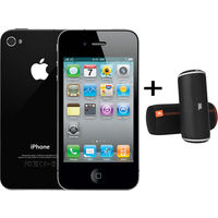 iPhone 4 8GB Black JBL Offer