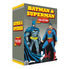 Batman & Superman Box 1, english, 1 year