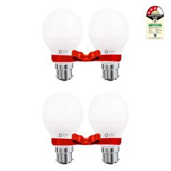 LED LAMP - 7W WHITE - Pack of 4
