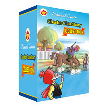 Chacha Chaudhary Box 1, 1 year, english