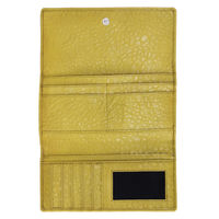 Lomond LM143 Trifold Wallet For Women, sap green