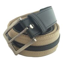 Renz Men's Canvas Belt, multicolor, 30