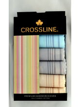 Crossline Men's Handkerchief PO6, multicolor