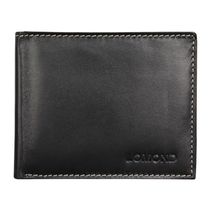 Lomond LM137 Bifold Wallet For Men, black