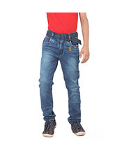 Ocean Boys Kids Jeans, blue, 7 8y