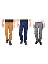Mynte Formal Pant, Chinos & Jeans Combo, 32, design1