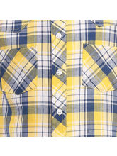 ShopperTree Check Shirt For Boys, multicolor, 4 5y