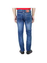 Savon Cotton Men's Jeans, 30, blue