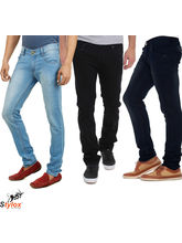 Stylox Branded Denim Pack of 3, 32