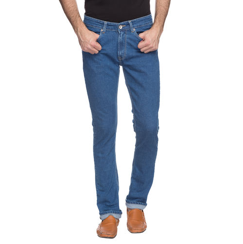 Spykar Regular Low Rise Narrow Fit Jeans