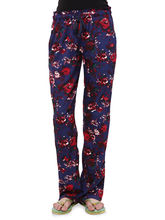 Oxolloxo Women's Polyester Lounge Pants, l, multicolor