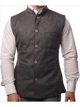 Sobre Estilo Woolen Nehru Men Jacket, m, design4