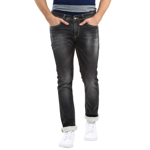 Spykar Skinny Low Rise Narrow Fit Jeans