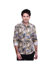 Punctuate Motley Instil Fashion Casual Shirt, multicolor, m
