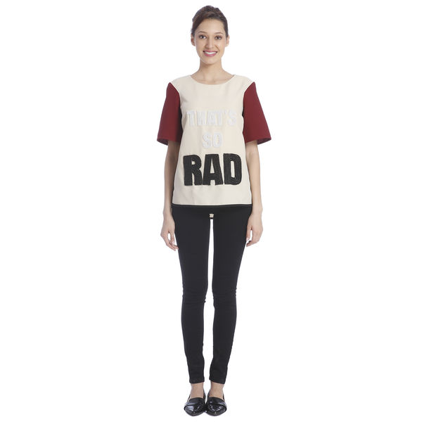 KANIKA GOYAL That' S So Rad' Top, s
