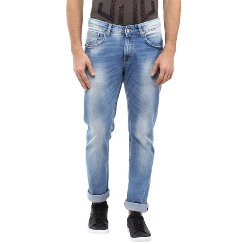 Spykar Slim Tapered Fit Jeans