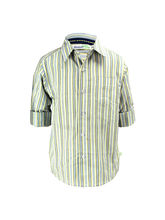 ShopperTree Strips Shirt For Kids - ST-1349, multicolor, 4 5y
