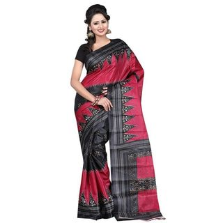 Sukuma Art Silk Saree, design4
