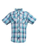 ShopperTree Check Shirt For Boys, multicolor, 9 10y