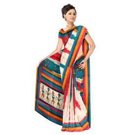Vamika Bhagalpuri Silk saree, design-8
