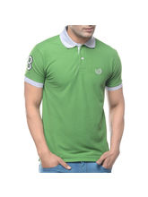 Amaira Men Muscle Fit Polo T-Shirt, m, design8