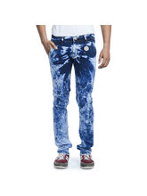 Savon Cotton Men's Jeans, blue, 34