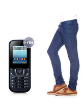 Buy Stylox Denim With Free Mobile, 28