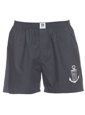 Boxers Shorts, s,  charcoal