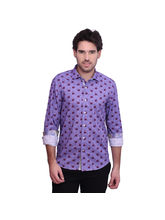Punctuate Iger Kettle Fashion Casual Shirt, multicolor, m
