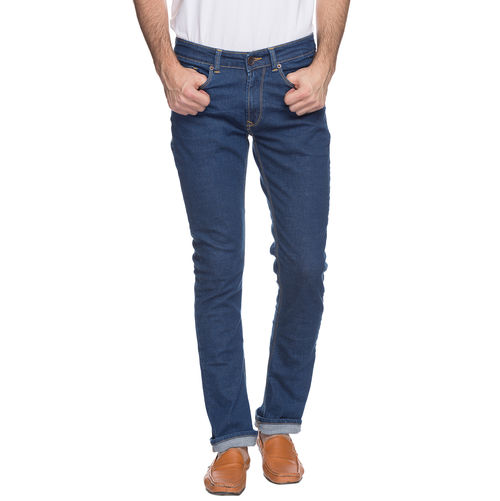 Regular Low Rise Narrow Fit Jeans