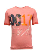 Shrunk By Be Pure Boy's Round Neck T-Shirt, 5 6 years, pink