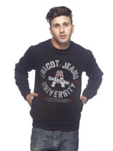 American Derby Sweatshirt - PL-SSP-6, black, xl