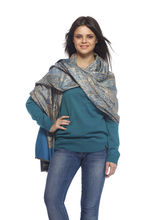 MTG Shawls & Stoles For Women - D7-SWL-35, multicolor